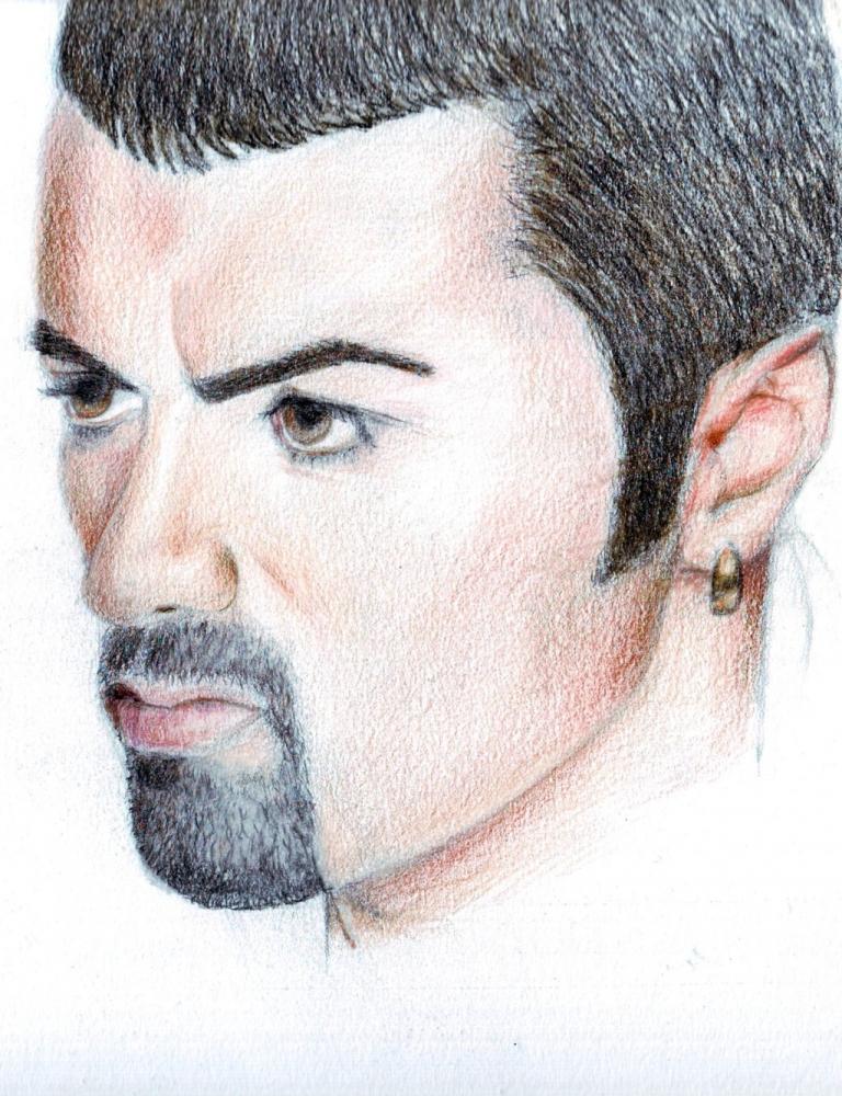 George Michael por dorothy